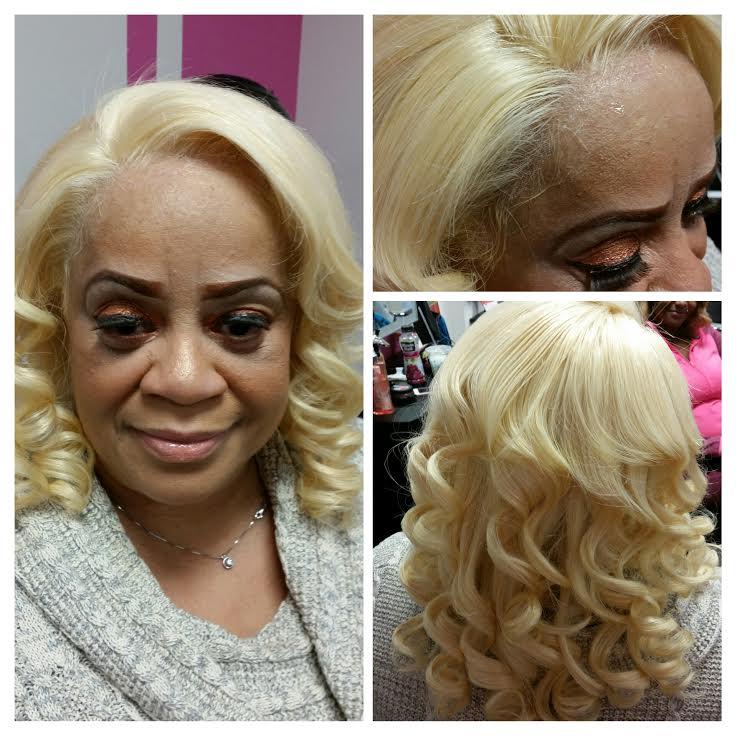 360 Frontal Blonde 613 Platinum