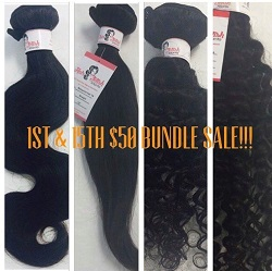 1st and 15th $50 Bundle Sale Hair Fetish Atlanta